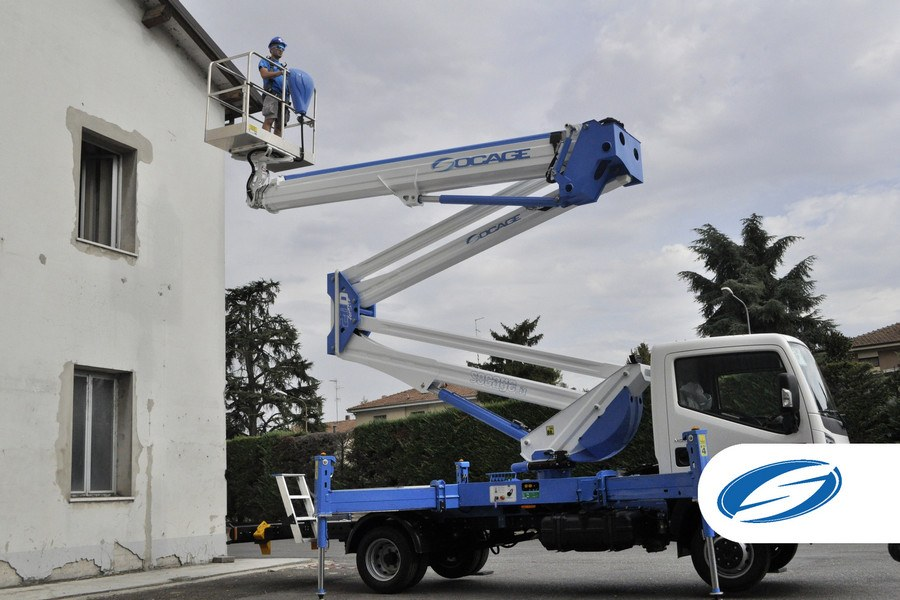 Trucks With God Lift ForSte 28D Right Side Socage