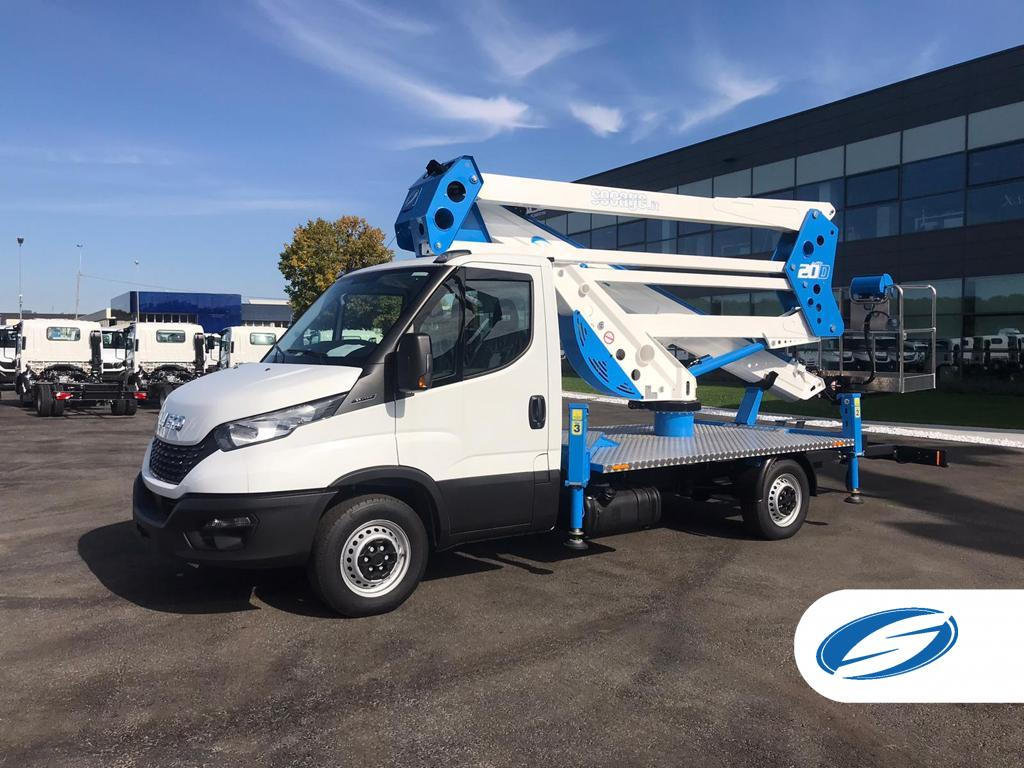 ForSte 20D speed camion nacelle
