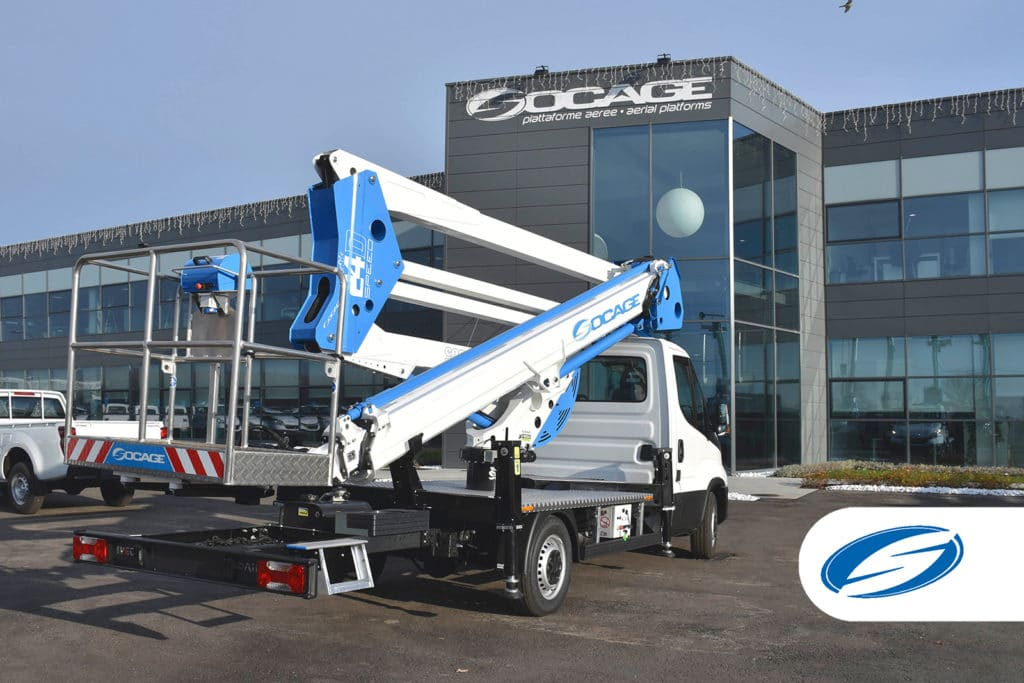 Camion nacelle 24D SPEED SOCAGE