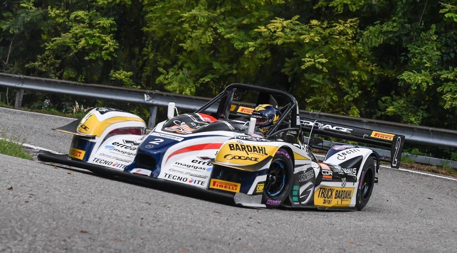 Victoire et record de Simone Faggioli au 43ème Cividale-Castelmonte